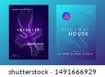 electronic fest. digital show...   Shutterstock .eps vector #1491666929