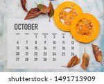 Fall Concept. October 2019...