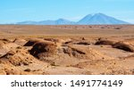 rock formations in bolivia at... | Shutterstock . vector #1491774149