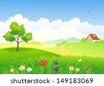 vector illustration of a... | Shutterstock .eps vector #149183069