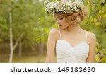 portrait of beautiful bride   Shutterstock . vector #149183630