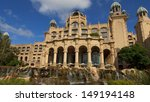 the palace   lost city  sun city | Shutterstock . vector #149194148