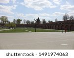 tula   may 1  2019    the road... | Shutterstock . vector #1491974063