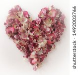 Heart Shaped Arrangement Of...