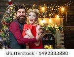 Beautiful Christmas Couple...
