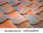 roof tile bricks | Shutterstock . vector #149240894