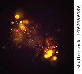 magic concept. abstract...   Shutterstock .eps vector #1492469489