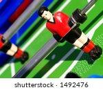 tabletop football | Shutterstock . vector #1492476