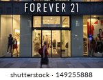 vienna   september 4  shopper... | Shutterstock . vector #149255888