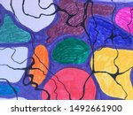 Fractal Lines Pattern Spiral...
