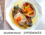 Sea Crab Egg Pickled Fish Sauc...