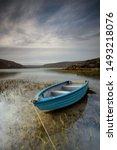 Wide Angle Landscape Image Of...
