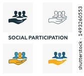 social participation outline...