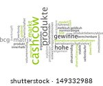 word cloud   cashcow | Shutterstock . vector #149332988