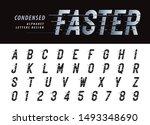 vector of glitch modern... | Shutterstock .eps vector #1493348690