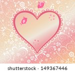 funny greeting postcard. raster ... | Shutterstock . vector #149367446