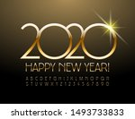 vector chic greeting card happy ... | Shutterstock .eps vector #1493733833