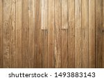 Background Texture Of Wooden...