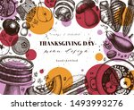 Thanksgiving Day Background....