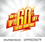 up to 60  off  further... | Shutterstock .eps vector #1494025679