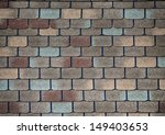 shingle roof pattern for... | Shutterstock . vector #149403653