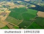 Aerial view - Central Poland