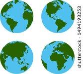 Globe Map   Globe Worldwide