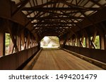 Albany Covered Bridge On...