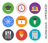 atom,book,calendar,cap,certificate,class,clock,collection,college,color,date,design,document,education,educational