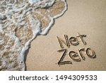 Net Zero Message For Energy...