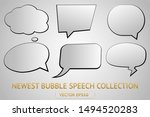 comic speech bubble isolated...   Shutterstock .eps vector #1494520283