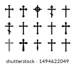 Christian Crosses. Catholic ...