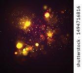 magic concept. abstract...   Shutterstock .eps vector #1494716816
