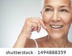 gorgeous smiling caucasian...   Shutterstock . vector #1494888359