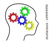 intelligence concept | Shutterstock . vector #149495990