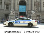 New York   August 6  Nypd Car...