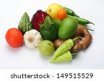 Vegetables  For Mixed Pickle.