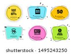 save up to 80 . best seller ... | Shutterstock .eps vector #1495243250