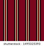 Stripe Seamless Pattern With...