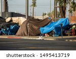 View Of The Homeless...