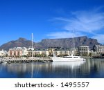 Landscape Photo Of Yacht Basin...