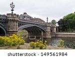 Bridge At The City Of York ...