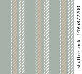 stripes pattern vector. striped ... | Shutterstock .eps vector #1495872200