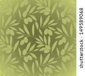 Seamless Vector Pattern Olive...