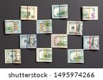 money background with american... | Shutterstock . vector #1495974266