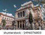 Tempio Maggiore or The Great Synagogue is the largest synagogue in Rome and one of the greatest in Europe. Located in the old Jewish Ghetto.