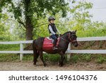Playful Little Jockey Boy...