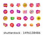 sale banner badge. special... | Shutterstock .eps vector #1496138486