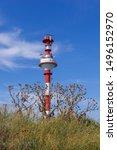 Modern Navigation Lighthouse On ...