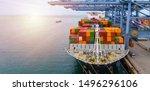 Container Ship Terminal ...